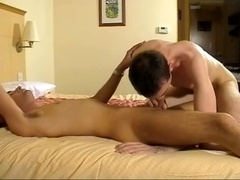 Gay punk gets his ass fingered and fucked deep by his BF