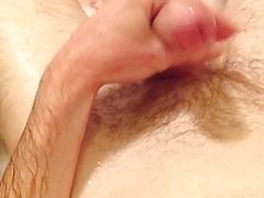 Bathtime Ejaculation