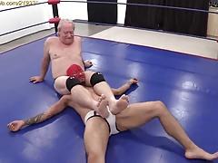 Gay Wrestling at Clips4sale.com