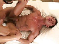 Asian muscular gays sex mix