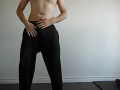strip naked
