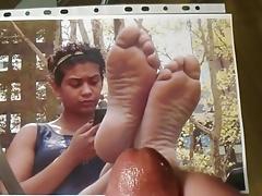 Foot Tribute