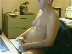 Senior nudist