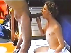 Huge Cock Fucks Boy