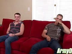 Chase cant resist fucking that sweet ass of Dominic