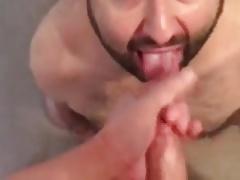 Faggot swallows