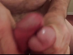 a nice bit of cock on cock rubbing