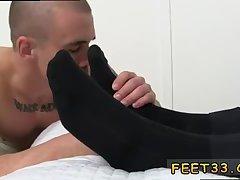 Derek Parker's Socks and Feet