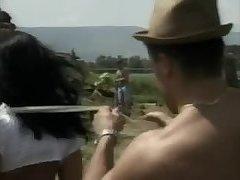 Brazilian bareback bisex