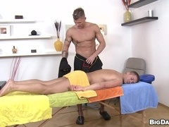 Mark Brown and Joey Intenso suck each other's dicks and make gay love