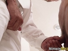 Mormon pounds hunks ass
