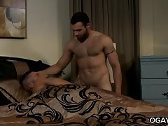 Braxton wakes up Caleb