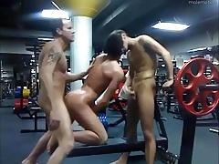 fave gym cam session