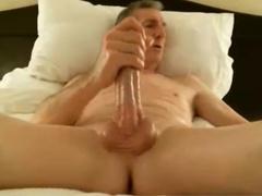 big cock grandpa cum