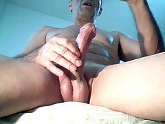 Delicious masturbation on webcam