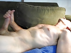 another couch wank