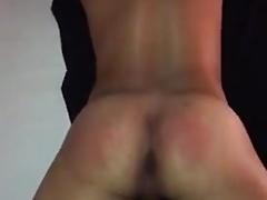 Young boy bondage and slave get punished