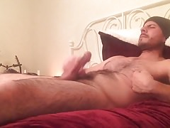 Solo jerk off hottie
