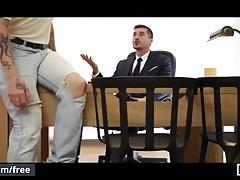 Men.com - Jay Roberts, Tayte Hanson - Fuck Him Up Part 2 - D