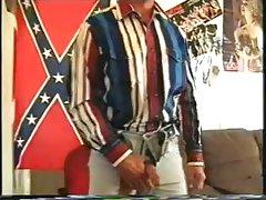 Lewd Cowboy Making Out