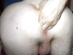 My gaping ass with big prolapse