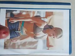 Jennette Mccurdy tribute (bikini)