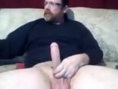 9 inches of Dad cock for your holes