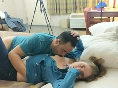 SENSATIONAL Nursing, Making Out, Dry Humping Jeans - GREAT Cumshot (15:18)