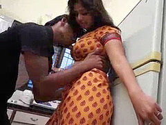 Submissive, indian, maid