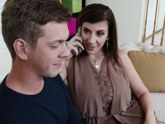 Sara Jay seduced a younger guy
