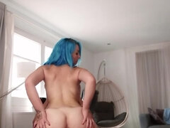 Amateur couple loves making private videos whenever possible