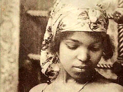 Taboo antique Films presents 'A Night In A Moorish Harem, by Lord George Herbert, Chapter Seven, The Portugese doll's Story'