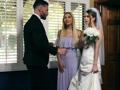 Abella Danger and Jill Kassidy last time before wedding