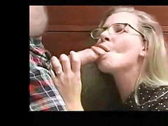 blow-job jizz shot and swallow comp