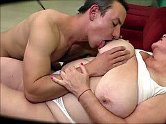 super-naughty granny Cuckolding