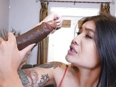 Long Dildo to Give head on