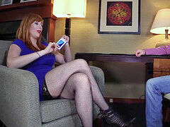 Lauren Phillips hypnotized and pounded stupid