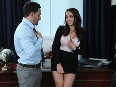 Ashly Anderson's freshly-divorced boss Peter needs help. His buddy set him up on a new dating app, but he has no idea what kind of information to en