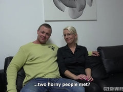 Czech Wife Swap 7 part 1