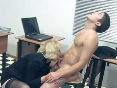 Blackmail And plus Sex With Classy Teacher