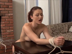 karlie montana strapped up ball-gagged bare plus outtakes