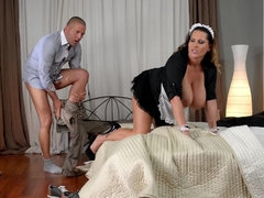 Maid for Titty Fuck