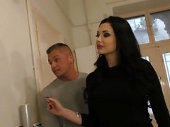 Aletta Ocean tries BBC Backdoor - Cuckold Sessions