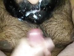 Hairy Bear Facial