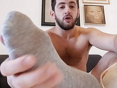 Foot domination - pillow humping - hardcore humiliation prev