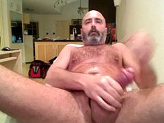 -long,hefty Heavy - Cock Pumping Hairy father