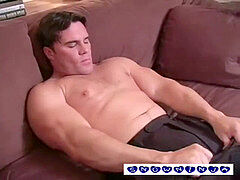 Grant Michaels very Vocal Cumshow