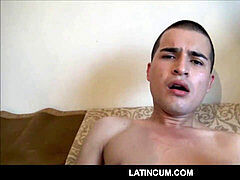 Young inexperienced Latino Wants To Be Paid To Get boned On video POV