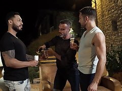 Champagne for 3 - Viktor Rom, Manuel Skye & James Castle