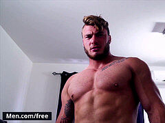 Will Braun and William sperm and Zack Hunter - hide And Seek Part two - Drill My Hole - Men.com